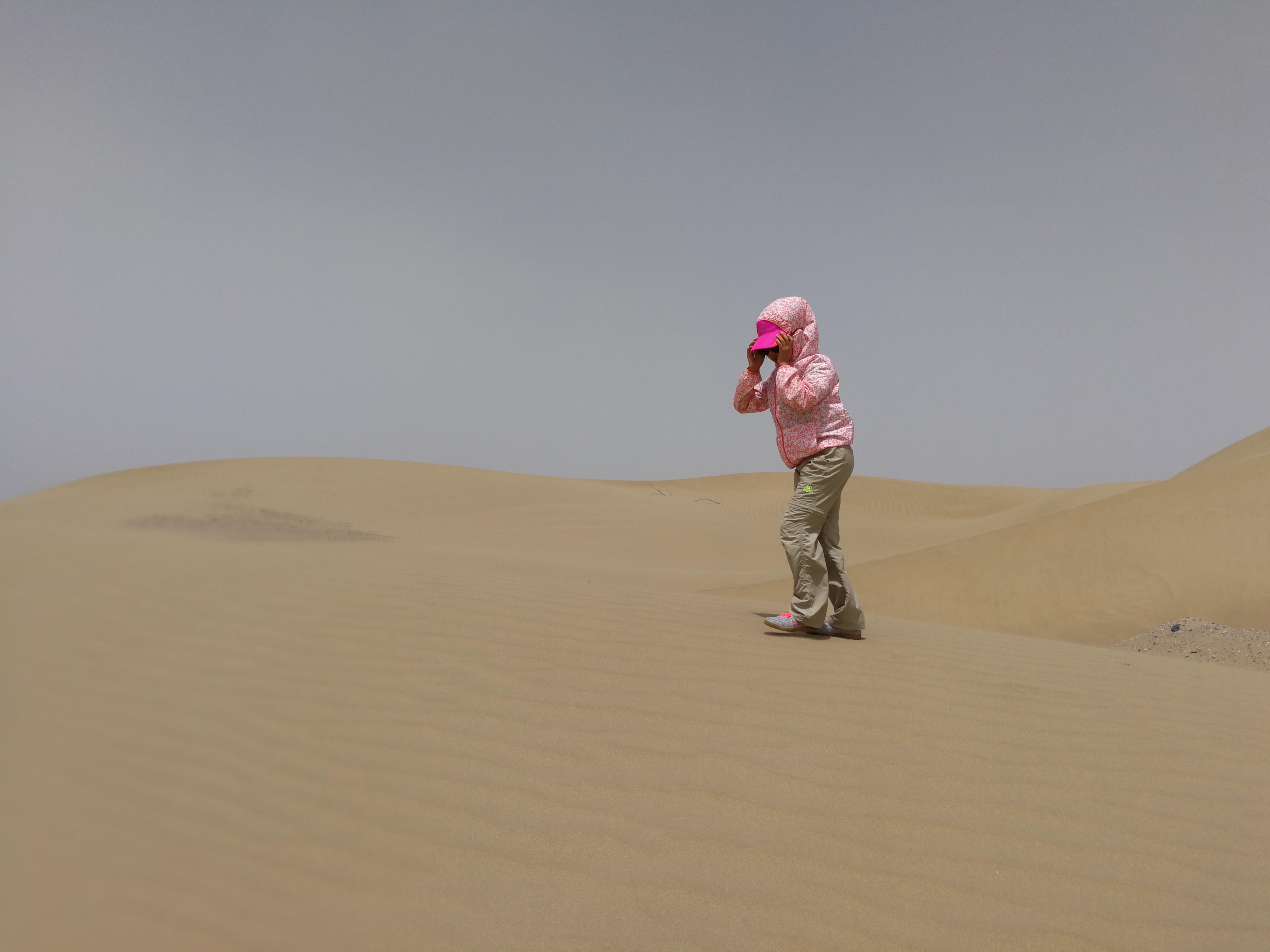 《『北疆行』塔克拉玛干沙漠》
